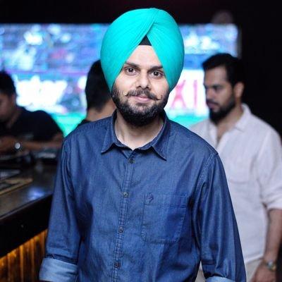 Jaspreet Singh at Gramercy Theatre