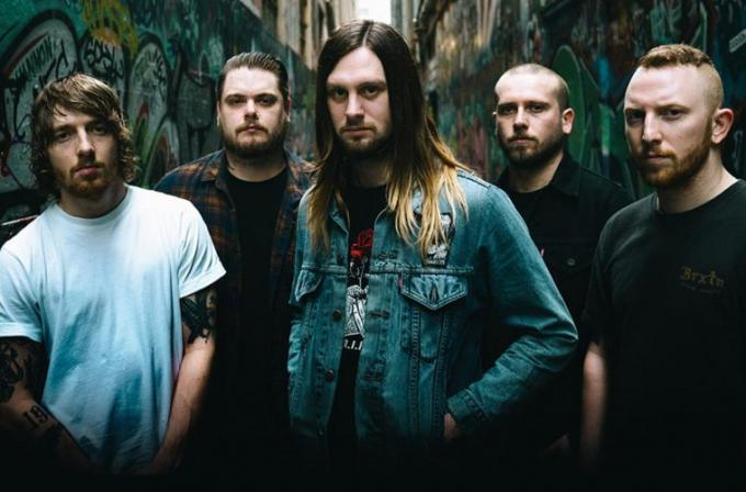 While She Sleeps at Gramercy Theatre