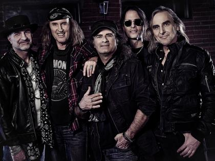 Krokus at Gramercy Theatre