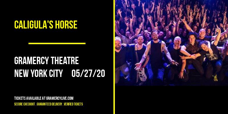 Caligula's Horse [POSTPONED] at Gramercy Theatre