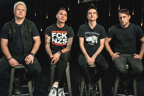 Anti-Flag [POSTPONED] at Gramercy Theatre