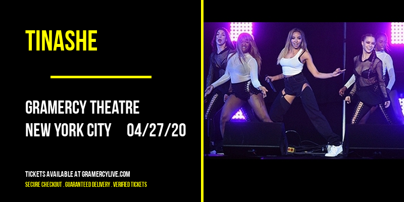 Tinashe [CANCELLED] at Gramercy Theatre
