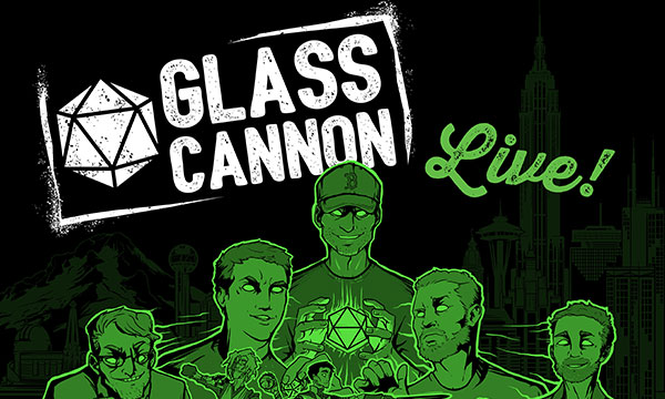 Glass Cannon Live! at Gramercy Theatre