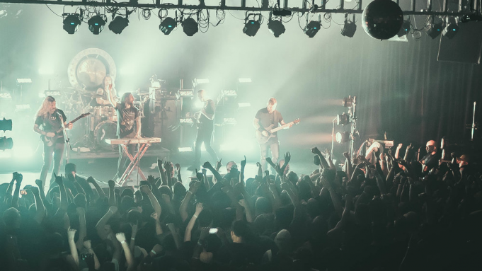 Between The Buried And Me at Gramercy Theatre