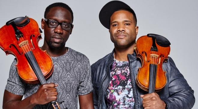 Black Violin at Gramercy Theatre