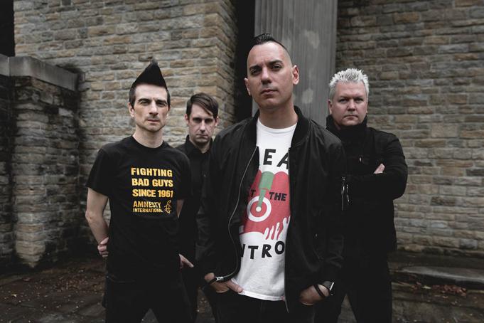 Anti-Flag at Gramercy Theatre