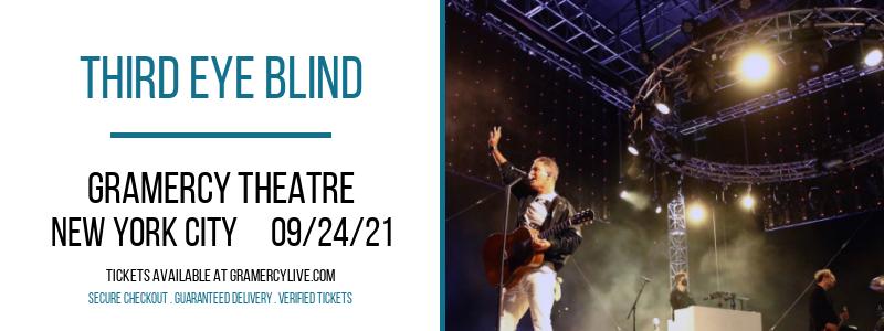 Third Eye Blind at Gramercy Theatre